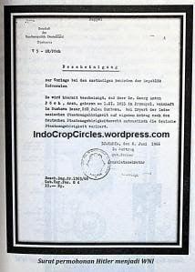 Hitler Meninggal di Indonesia